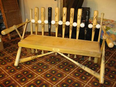 Baseball Bat Page